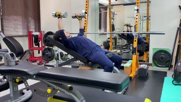 【動画】トレーニングの日
